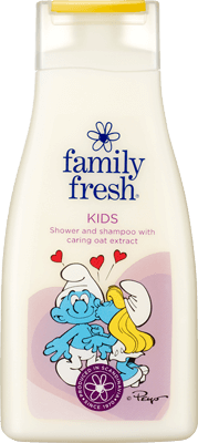 439207_Family Fresh Kids Shower & Shampoo