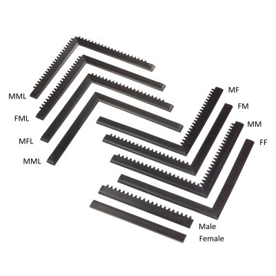 Endestykker for modulmatter 3632