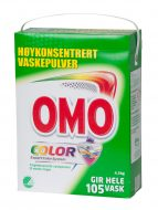 Omo Color Pulver