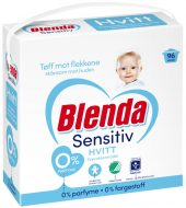 Blenda Sensitive Hvitt Pulver