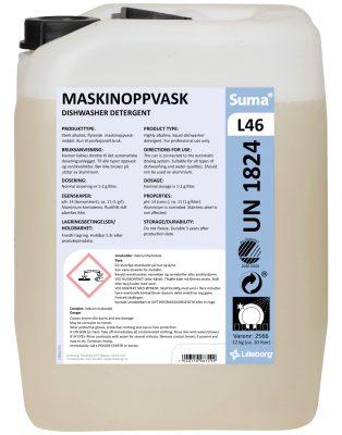 Suma Maskinoppvask L46 2566