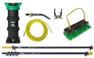 Unger Hydro Power Ultra Glassfiber Kit