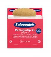Salvequick Plaster Tekstil Finger