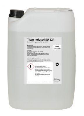Titan Industri 124 0659
