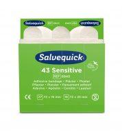 Salvequick Plaster Sensitive